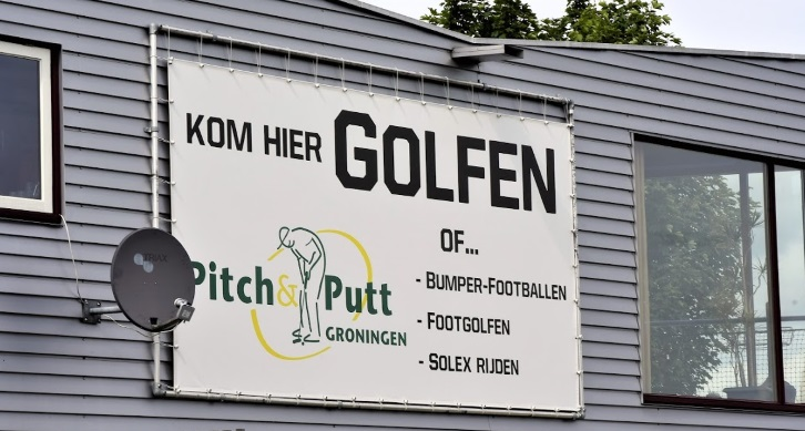 pitch en putt sjaak vd linden