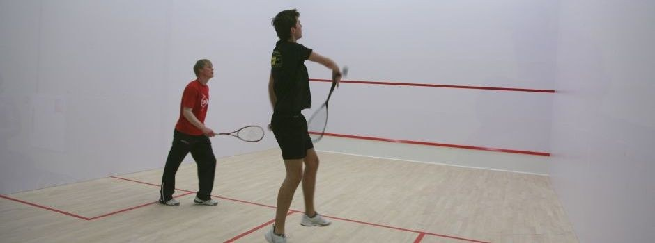 Squashbaan huren groningen